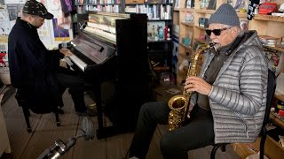 Charles Lloyd & Jason Moran: NPR Music Tiny Desk Concert