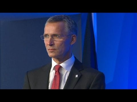 Stoltenberg ready for NATO top job as Rasmussen bids farewell