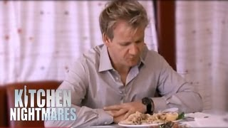 Gordon Dislikes Sebastian's Top Dishes - Kitchen Nightmares