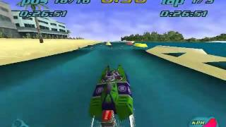 Turbo Prop Racing (PlayStation One)