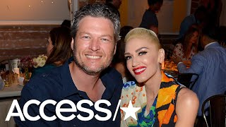 Blake Shelton Gushes Over Gwen Stefani's Kids: They're 'So Much Fun' | Access