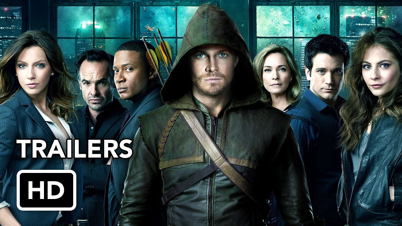 Download Arrow Season 1 (2012) - All Trailers and Promos
