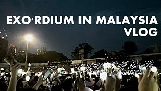 Video HE NOTICED ME ! T.T   Exo'rDIUM In Malaysia 2017 Vlog download MP3, 3GP, MP4, WEBM, AVI, FLV April 2018