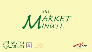 Market Minute: Where does our food come from?