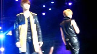[FANCAM 110715 Korean Music Wave] - Teen Top Angel