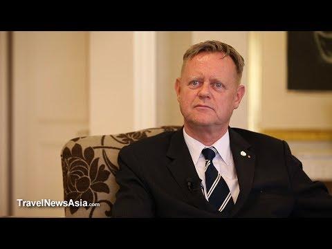 The Sherwood Taipei Hotel Interview with GM, Achim von Hake - HD