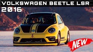 2016 Volkswagen Beetle LSR Review Rendered Price Specs Release Date