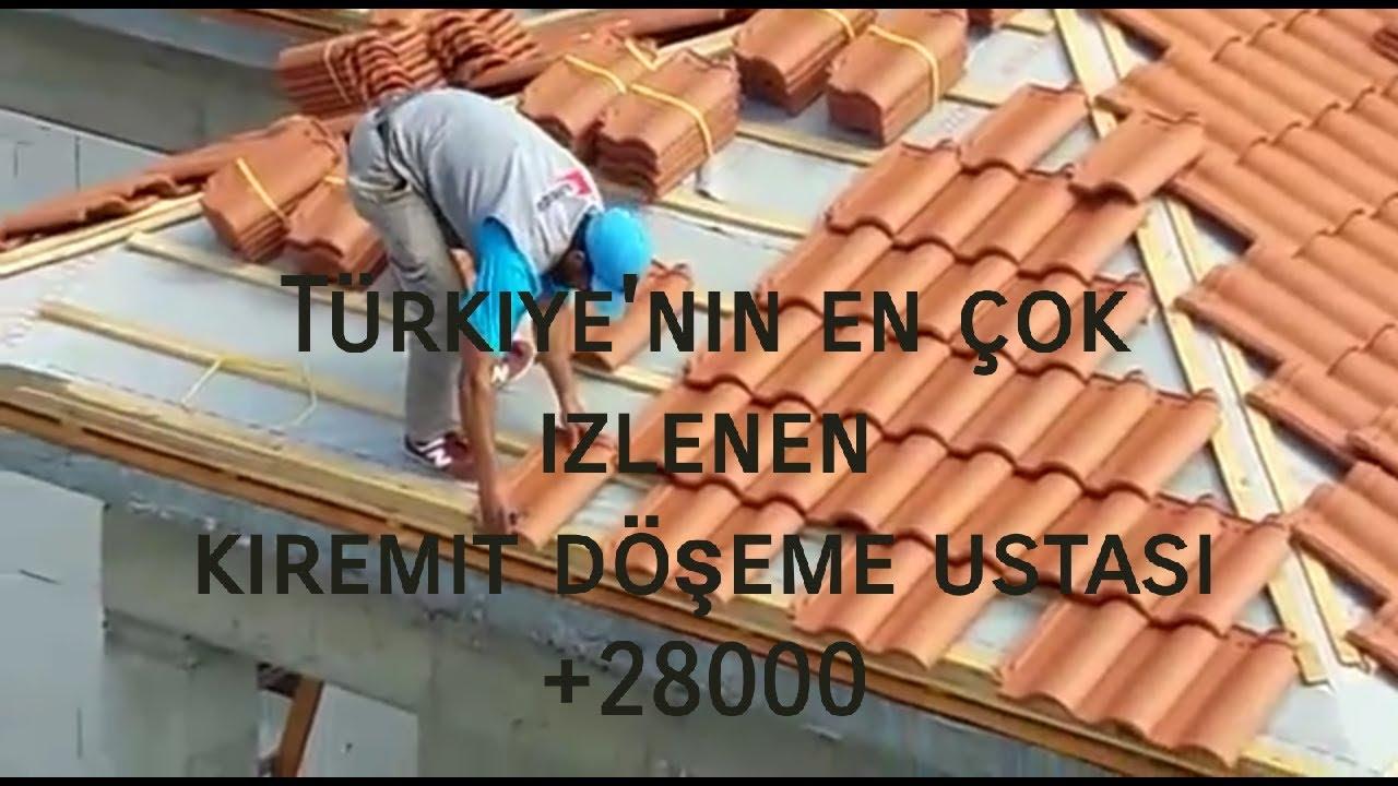 Alaturka (Osmanlı) kiremit nasıl döşenir? Nelere dikkat etmek gerekir? Tiling a roof: step by step