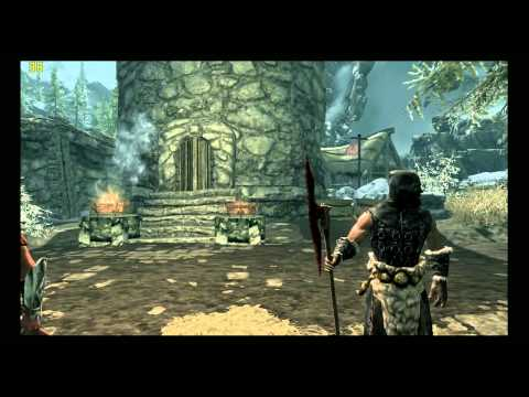 Skyrim 2015 720p hd let039s play chronos wild girls edition chapt3 part 10 attack of the fun - 4 6