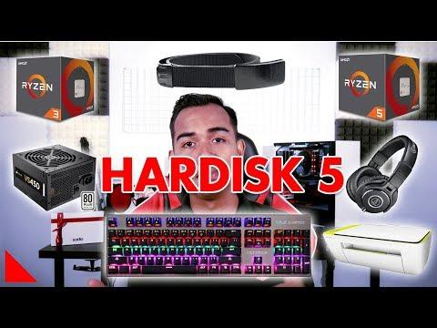 Keyboard Mechanical & Meja 300 ribuan dan 8 Item Lainnya : HarDisk v.5