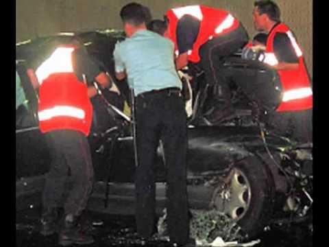 Images Taken Of Princess Di In Car Accident
