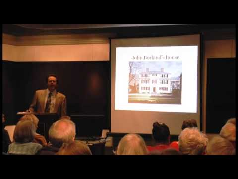 Evacuation Day Lecture