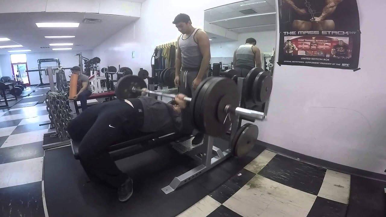 Candito's 6 Week Program-Week 2 | Day 5 | Third Upper Body Workout