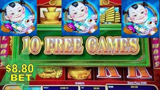 88 Fortunes Slot Machine ✦MAX BET✦ Bonuses & Progressive Picks WON ! ✦✦Live Slot Play✦✦BARONA CASINO