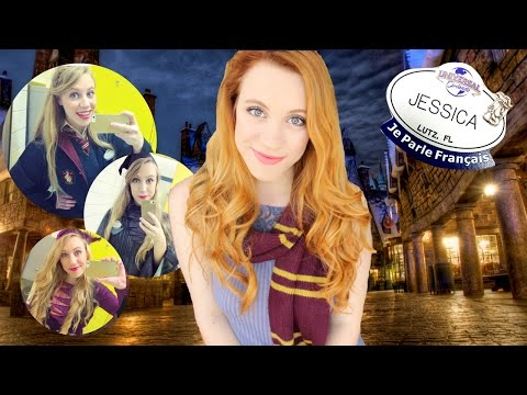 My Experience Working at HARRY POTTER World!