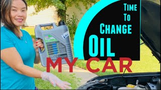 I Change the Oİl in my 2020 Dodge journey /how to change oil to your car?