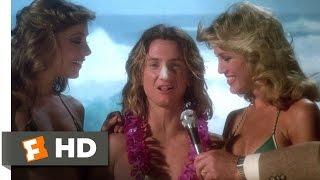 Spicoli's Surfer Dream - Fast Times at Ridgemont High (6/10) Movie CLIP (1982) HD