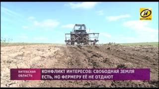 Молодому фермеру из Оршанского района не дают расширить его бизнес?