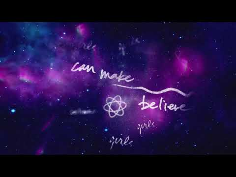 Coldplay X We Are KING X Jacob Collier - ❤️ (Official Lyric Video)