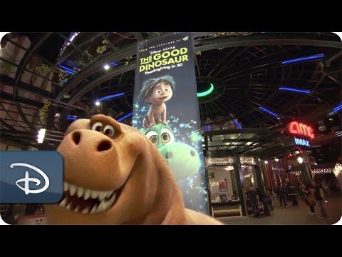 'The Good Dinosaur' Weekend Celebrates...