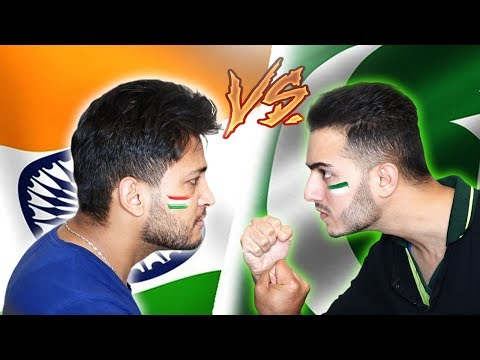Pakistan vs India | Shahveer jafry