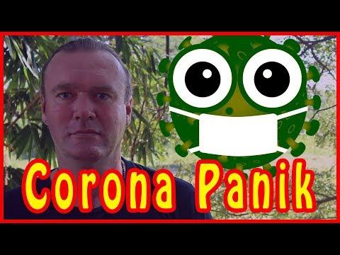 Corona Panik - Meine Meinung Richtig Gestellt