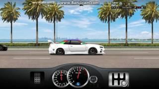 Stirit racer Nissan skyline kpp