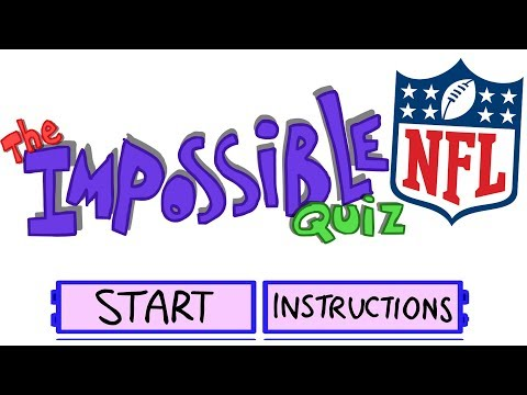 The Impossible NFL Quiz!