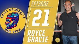 Royce Gracie looks back at UFC 1, UFC Denver recap   Ariel Helwani's MMA Show