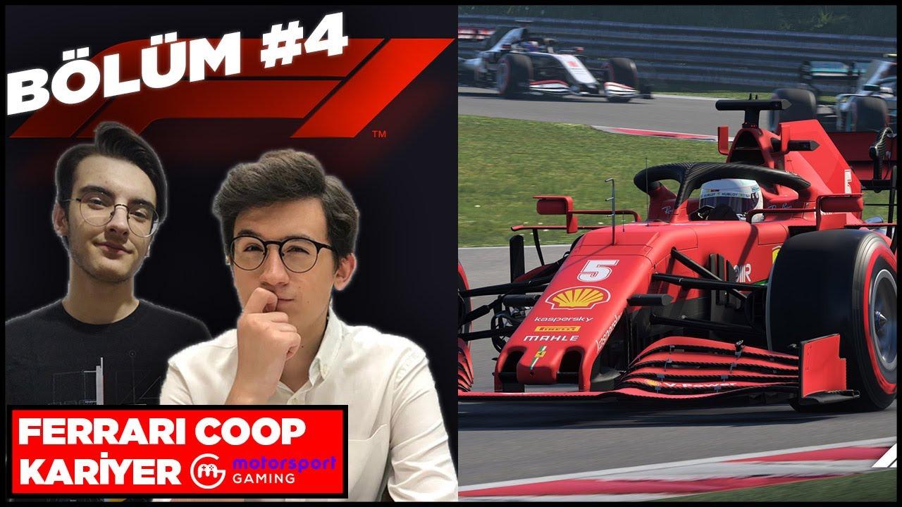 HEDEF DUBLE! - F1 2020 COOP Türkçe Kariyer, Bölüm 4