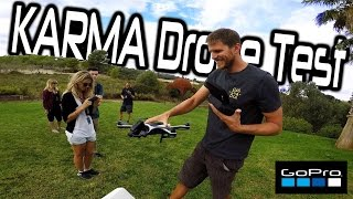 GoPro: Karma Drone : Test flight at GoPro Finca | Mallorca