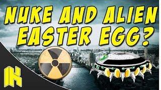 NUKE and ALIEN Easter Egg!? - BF4 Easter Egg Hunt!