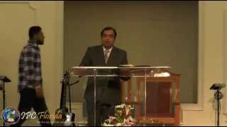 Prayer and Praise Lead The Way - Pr. Sam Ninan - IPC Lakeland