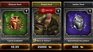 Heroes of Dragon Age | 100 Knight Pack #1 More Legendary Heroes!