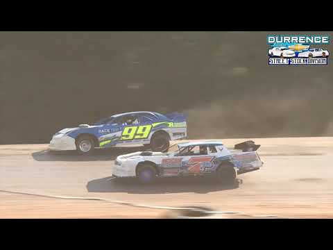 Durrence Layne Street Stock Feature North Alabama Speedway 9/30/18!