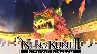 NI NO KUNI II: REVENANT KINGDOM - Fighting A Kingmaker! - EP07 (Gameplay)