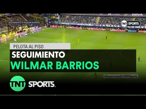El seguimiento a Wilmar Barrios