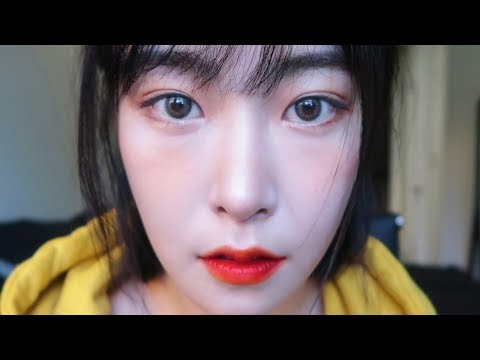 Fall Tangerine Makeup Tutorial • 가을 오렌지 메이크업