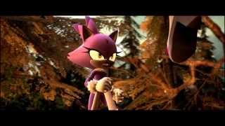 Blaze The Cat Trap Up A Tree