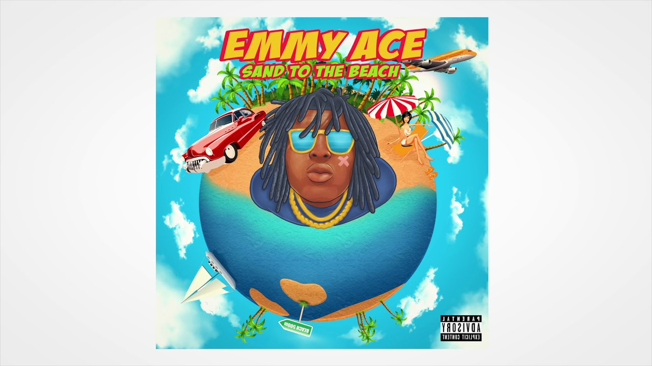 EmmyAce - Sand To The Beach #STDB