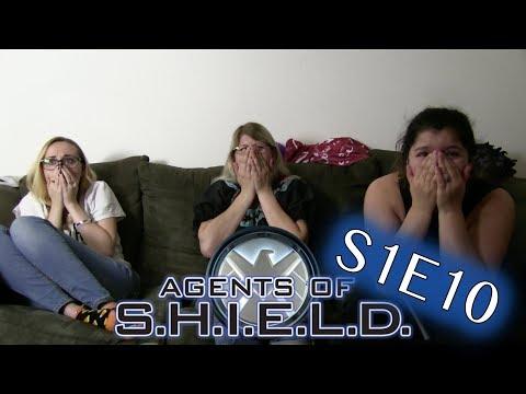Agents of Shield S1E10