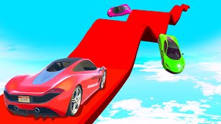 1000% IMPOSSIBLE DONT FALL FROM TOP CHALLENGE GTA 5
