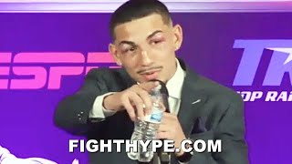 "TEOFIMO LOPEZ CALLS GERVONTA DAVIS ""SAD"" & ASKS HANEY ""WHY SO SAD""; PUTS BOTH ON ""SHUT EM UP"" NOTICE"