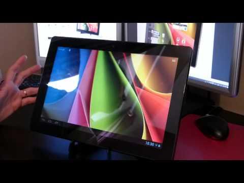 Test Tablette 13 Pouces Archos FamilyPad 2