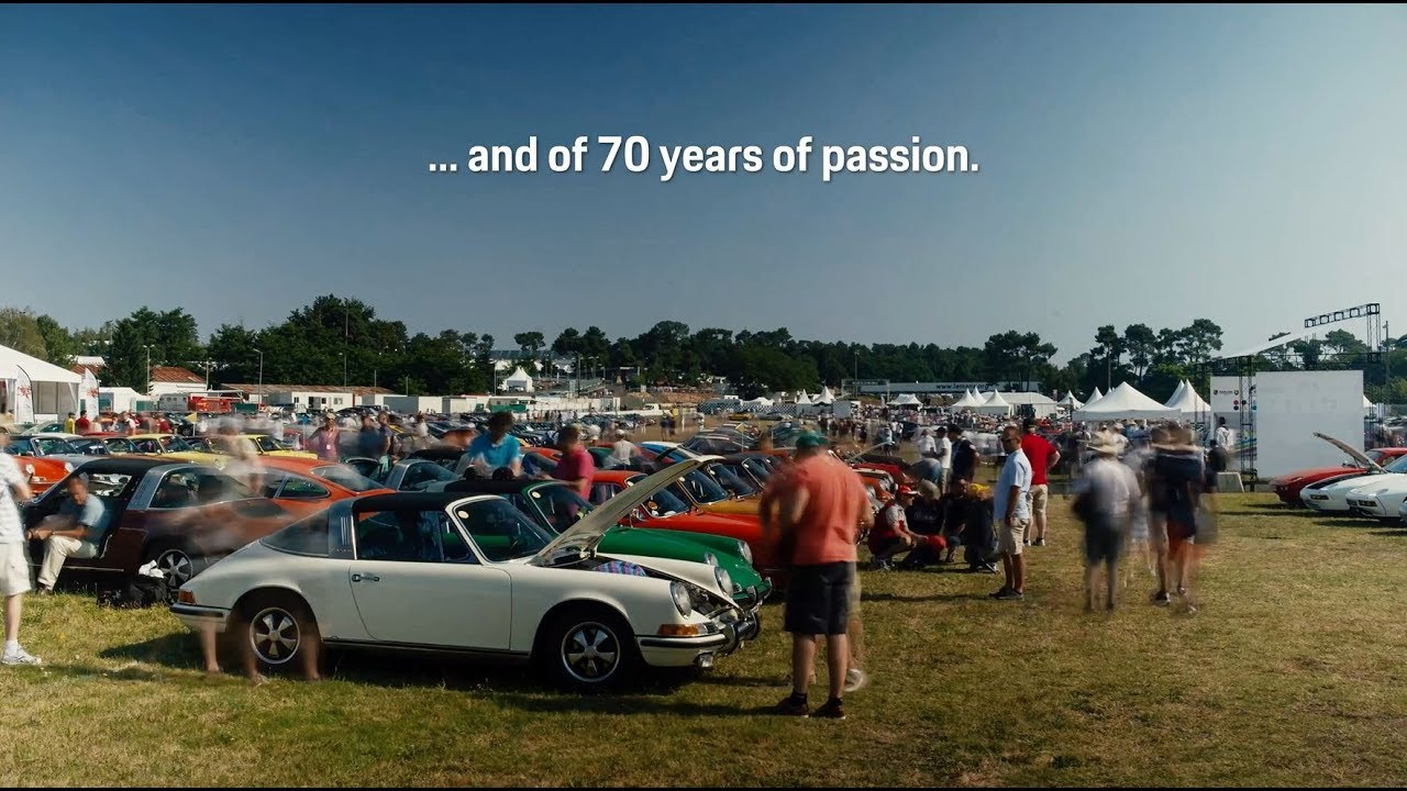 Porsche Highlight Moments At The Le Mans Classic
