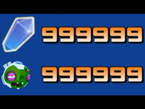 Angry Birds Transformers New HACK Gems Crystals Pigs