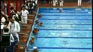 Tves-Final y premiación 200 mts de natación femenina