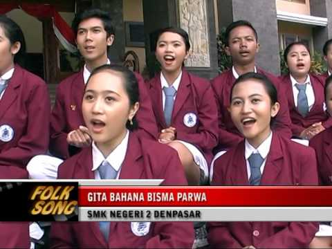 INDONESIA JAYA - Paduan Suara SMK Negeri 2 Denpasar