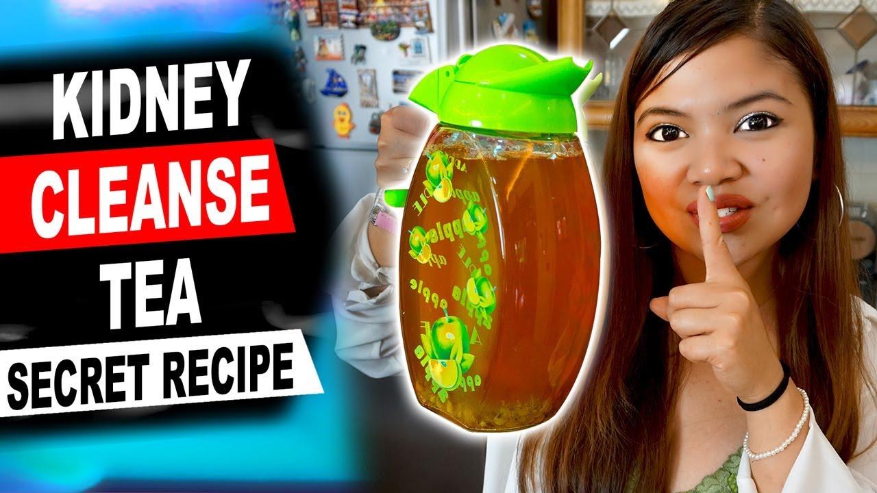 The Secret Kidney Cleanse Tea to Reduce Creatinine Level