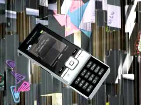 Sony Ericsson T715 Demo Tour